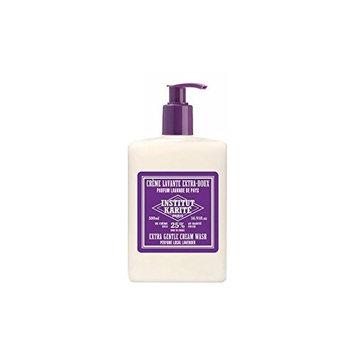 Institut Karité Paris Shea Washing Cream - Lavender 500ml (Pack of 4)
