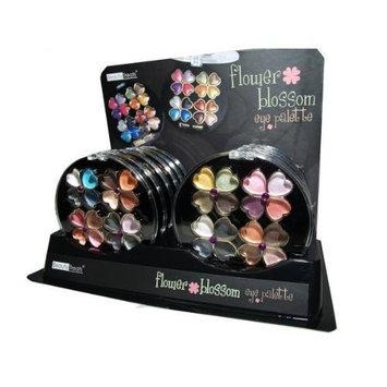 DDI Flower Blossom Eye Palette Case Pack 12 - 754726