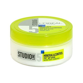 Loreal Studio Line Mineral Control Modelling Gel-Paste - Natural Touch-Strong Hold 150ml