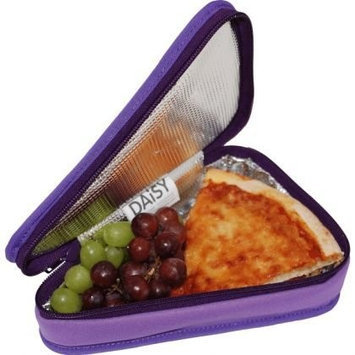 Ecocozie E1T03L04 Reusable Triangle Food Container - Lilac