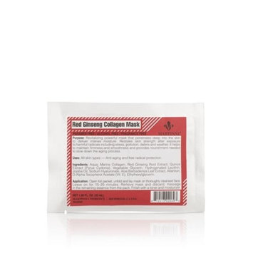 Martinni Beauty Red Ginseng & Quince Collagen Mask