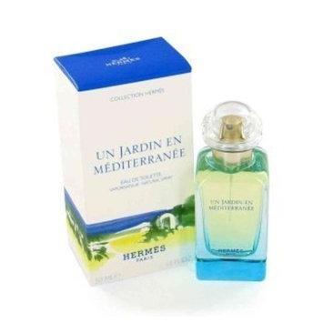 Un Jardin En Mediterranee by Hermes Unisex 3.3 oz Eau De Toilette EDT Spray