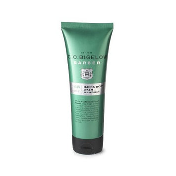 C.O. Bigelow Barber Hair and Body Wash Elixir Green
