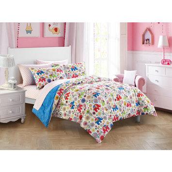 Mainstays Kids Boho Girl Bed in a Bag Bedding