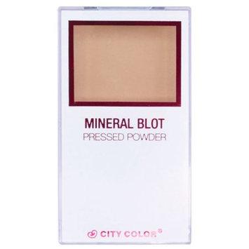 City Color Mineral Blot Powder - Fair to Medium