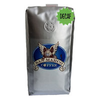 San Marco Coffee Decaffeinated Flavored Whole Bean Coffee, Apricot Cream , 1 Pound