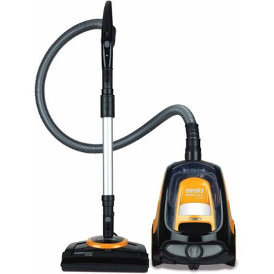 Electrolux Refurbished Eureka ReadyForce Total Powerhead Bagless Canister Vacuum with Automatic Cord Rewind, 3500AE