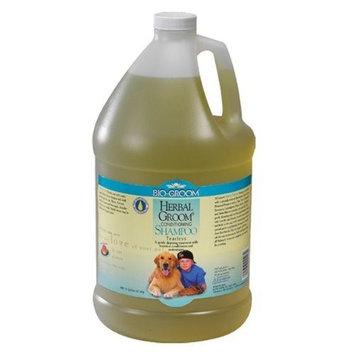 Bio-groom Herbal Groom Puppies and Kittens Conditioning Shampoo, 2-1/2-Gallon