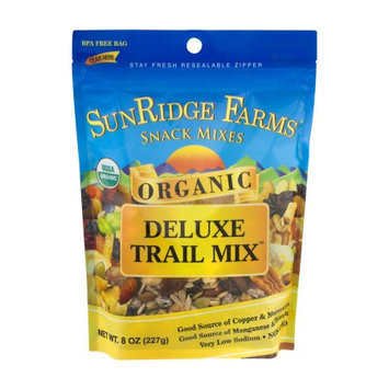 SunRidge Farms Organic Deluxe Trail Mix