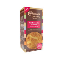 The Cheesecake Factory At Home Snickerdoodle Cookies Mix