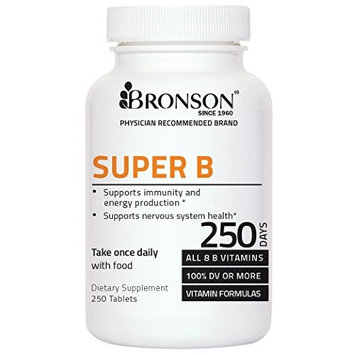 Bronson Vitamins Super B