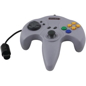Innovation RB-N64-1262 Retro Nintendo 64 Controller -gray
