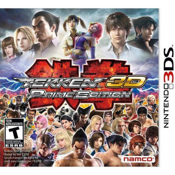mco Tekken 3D Prime Edition - Nintendo 3DS