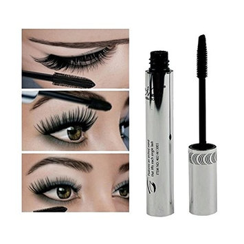 Black Waterproof Voluminous Thick Mascara