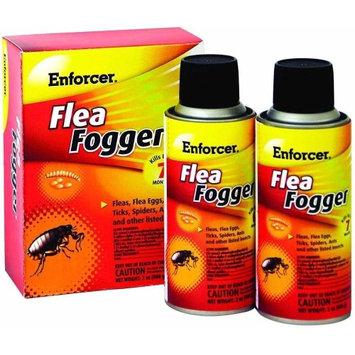 Enforcer Zep EFF2 Enforcer Flea Indoor Insect Fogger-2PK FLEA FOGGER