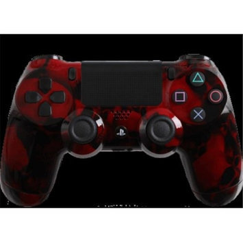 Evil Controllers 4iRSC Red Skullz Custom PlayStation 4 Controller