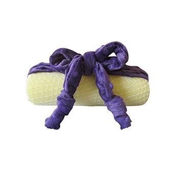 Neck Rest Cushion for Shampoo Bowl or Salon Backwash Unit- Purple