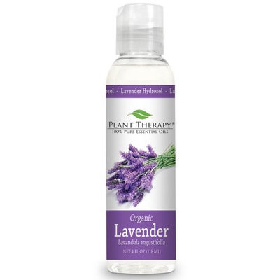 Organic Lavender Hydrosol 4 oz (Flower Water, Floral Water, Hydrolats, Distillates) Bi-Product of Essential Oils