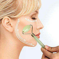 LiPing Natural Facial Beauty Massager Roller Face Anti Aging Jade roller Therapy Slimming Tool Facial Face Massager
