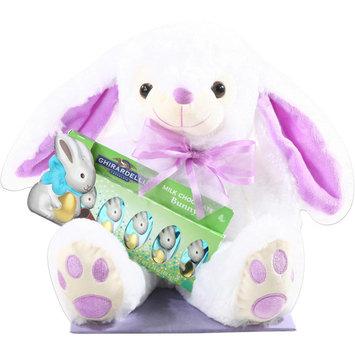 Alder Creek Gift Baskets Ghirardelli Easter Bunny Gift Set, 2 pc