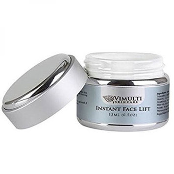 Vimulti Instant Face Lift Facial Treatment with ANTI AGING skin care MOISTURIZER Reduce Forehead Wrinkles, Neck Wrinkles. Best Eye Cream Eye Serum and Wrinkle Filler for TOTAL SKIN REJUVENATION