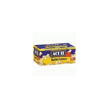 ACT II Butter Lovers Microwave Popcorn - 28/3 oz