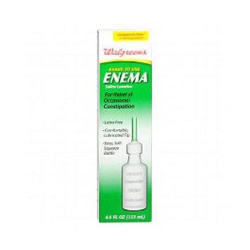 Kpp Ready To Use Enema Saline Laxative - 4.5 Oz