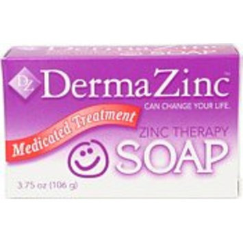 DermaZinc Soap - 4.25 Ounce (120 gram)