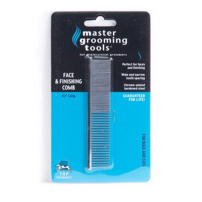 Pet Pals TP505 45 MGT Face-Finishing Comb Fine