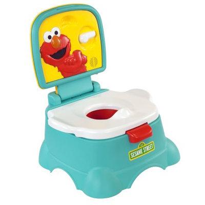 Kolcraft Enterprises Sesame Street Elmo Hooray 3 In 1 Potty