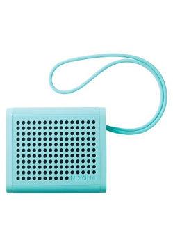 Nixon Mini Blaster Wireless Speaker Light Blue, One Size