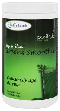 Venshire Naturals - Sip n Slim Greens Smoothie - 375 Grams