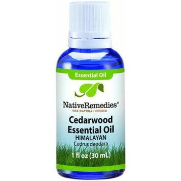 Aswechange NativeRemedies Cedarwood Essential Oil 30mL, 30 mL