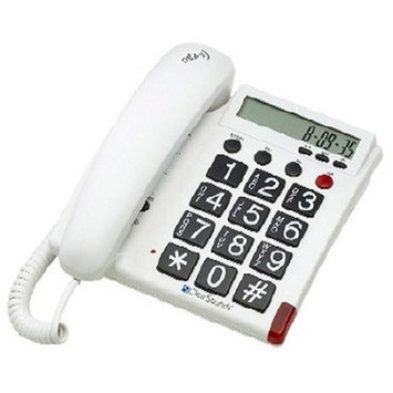 CLEAR SOUNDS CLSCSC48 Hearing Easy Amplified Phone 4