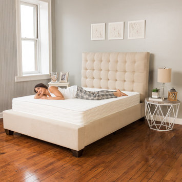 Modern Sleep Advantage Innerspring 8-Inch Mattress, Multiple Sizes