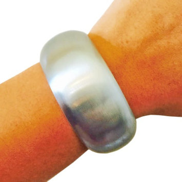 Funktional Wearables The EVELYN in Brushed Silver-Fitbit Flex 2