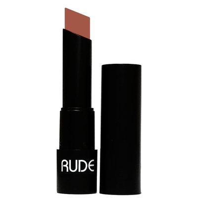 (6 Pack) RUDE Attitude Matte Lipstick - rebellious