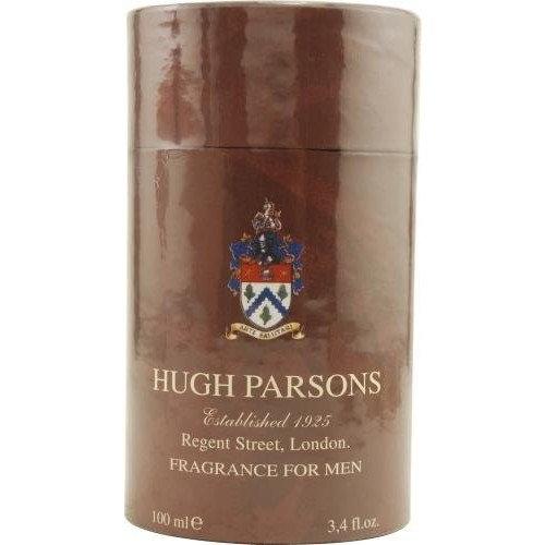 Hugh Parsons Traditional by Hugh Parsons for Men. Eau De Parfum Spray 3.4-Ounces