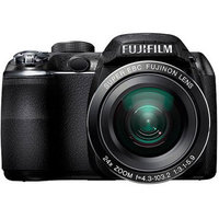 Panasonic Fuji Finepix S3200/S3280 14MP HD Digital Camera 24X Zoom 720p Video 3 LCD -Black