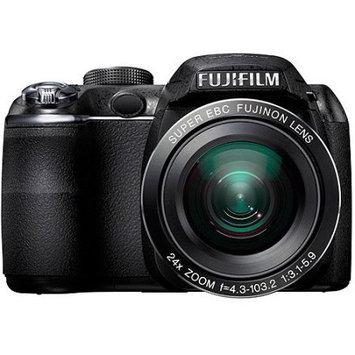 Panasonic Fuji Finepix S3200/S3280 14MP HD Digital Camera 24X Zoom 720p Video 3 LCD -Black