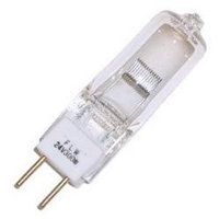 Eiko - FLW Projector Bulb 24V 300W T-4 GY6.35 Base BiPin