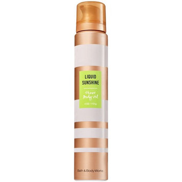 Bath & Body Works Sheer Body Oil Liquid Sunshine 4oz