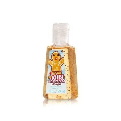 Bath & Body Works® PocketBac Jolly Gingerbread Cookie Anti-Bacterial Hand Gel