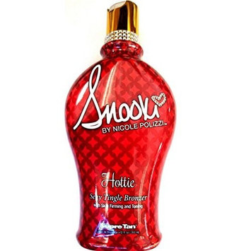 Snooki Hottie Sexy Tingle HOT Bronzer Skin Firming Tanning Bed Lotion by Supre