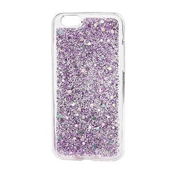 iPhone 7 Case, [4.7 inch]LUNIWEI TPU Ultra-Thin Glitter Case Cover