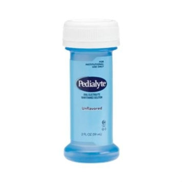 Pediatric Oral Supplement Pedialyte 6 Calories Unflavored 2 oz. - Pack of 6