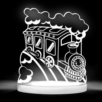 Total Dreamz Train Color-Changing LED Night-Light