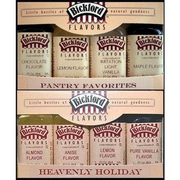 Bickford Flavors Pastry Flavorings Set
