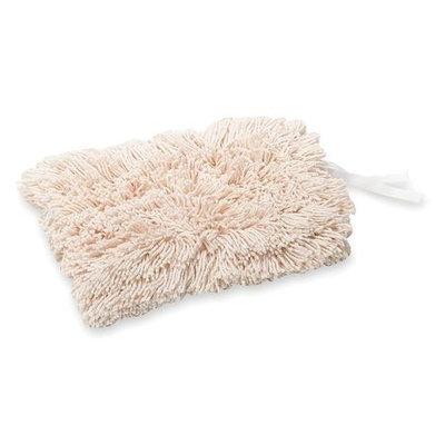 TOUGH GUY 1MYF2 Duster Mitt, White, Poly Cotton