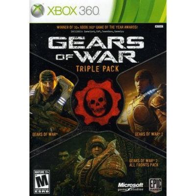 Microsoft Corp. Microsoft Gears of War Triple Pack for Xbox 360